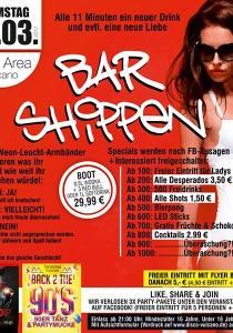 BAR SHIPPEN / DJ ENO | Sa, 18.03.2017