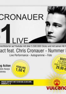 CHRIS CRONAUER :: STEREOACT feat. CHRIS CRONAUER | Sa, 25.03.2017