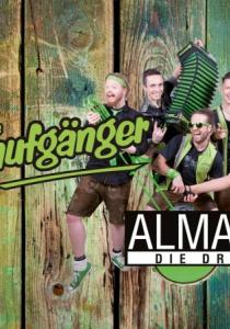 Almauftrieb - Die Draufgänger live | Sa, 18.03.2017 von 21:00 bis 05:00 Uhr
