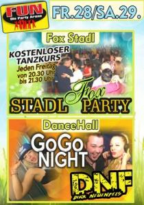 GoGo Night mit Dirk Neuenfels im FUN! | Sa, 29.04.2017 von 21:00 bis 03:30 Uhr
