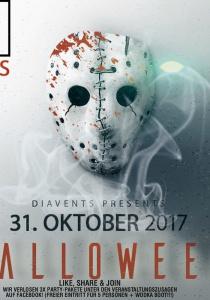 Diavents presents Halloween | Di, 31.10.2017