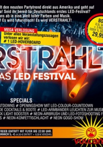 VERSTRAHLT - DAS LED FESTIVAL | Sa, 11.03.2017